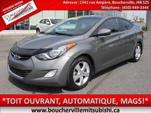 2013 Hyundai Elantra GLS*TOIT OUVRANT, AUTOMATIQUE*
