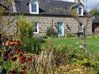 2-bed Cottage in Aberlour for rent in March