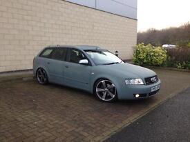 Audi A4 avant 1.9 TDI Se 6-speed 130 bhp s-line spec