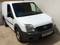 2009 59 FORD TRANSIT CONNECT 75 T200 2 OWNER 130K WARRANTED MILES NEW TURBO NEW EGR VALVE HPI CLEAR