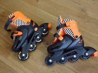 Kids inline roller skates