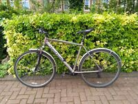Commuter bike - like new