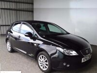 2012 SEAT IBIZA 1.2 TDI CR ECOMOTIVE COPA FREE ROAD TAX HUGE SPEC VW GOLF POLO LEON ASTRA A1 A3 C30