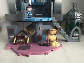Mike the Knight Playset with Book