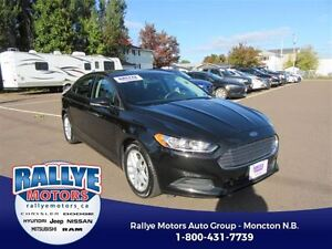 2015 Ford Fusion SE! Back-Up! Alloy! ONLY 17K! Trade-In!