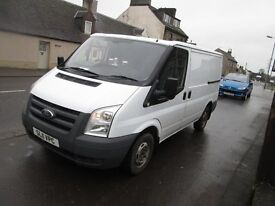 FORD TRANSIT SWB 11 PLATE VERY CLEAN 6 seats *** NO VAT ***