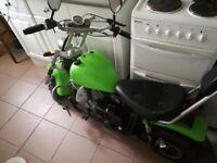 Mini monkey 50cc bike
