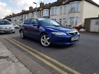 MAZDA-6 2.0 PETROL BHP-140 FULL LEATHER IN GOOD CONDITION