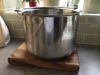 Stellar preserving/marlin pan for marmalade, jams etc