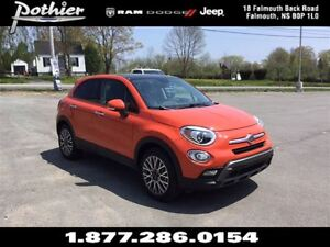 2016 Fiat 500X Trekking | AWD | CLOTH | HATCHBACK | UCONNECT |