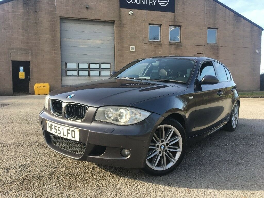 BMW 120d M Sport - 2005 (55), Huge Spec, Full Service History, Very ...