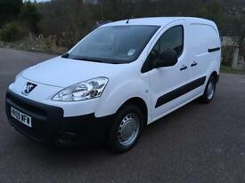 2009 Peugeot Partner HDi. Panel Van. Full Service History. Great Condition.