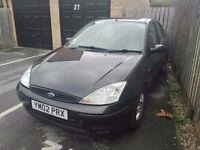 Ford focus 2002, 1.6 petrol