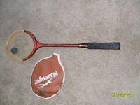 Vintage Squash racket –Jetta