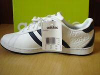 Brand New White Adidas Trainers Unisex Size 5.5 UK