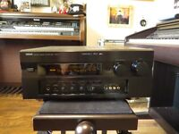 origanal yamaha dsp A1 home cinema amplifier