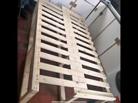 Wanted ! carpenter /handyman / joiner to make a pull out slat bed .