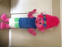UK SELLER Brand New Adult Trolls Princess Poppy Mascot Costume fancy dress £139.99 plus £13 postage