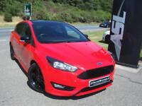 FORD FOCUS 2.0 TDCi Zetec S Red ST Line Red Edition (red) 2017