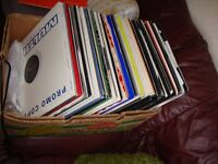"12"" PROMO RECORDS FOR SALE BIG BOX OF 90S STUFF AND HOUSE DJ"