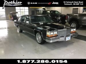 1988 Cadillac Brougham | AS IS |