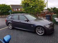 BMW 325i M Sport Touring. Mileage 112K. 2497 CC
