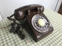 Vintage telephone - converted for modern use