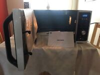 Brand new large Samsung Microwave Retail £100 SALE £35 damaged but it's fully functional