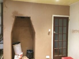 Plasterer requires projects