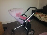 Quinny buzz pushchaire