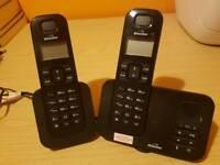 Binatone Answer machine cordless phones
