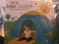 Baby Pop Up Infant Sun Beach Tent UV