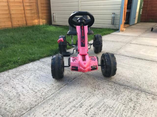 Kids pedal go kart | in Bideford, Devon | Gumtree