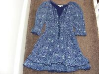 Monsoon Long Top Size 6.