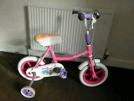 Dream bears girls bike