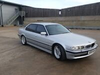 1999 BMW 740IL INDIVIDUAL
