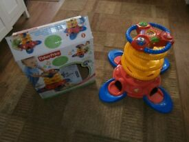 Fisher-Price Stand Up Ball Blast Toy
