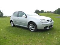 £1,900 ono 2007 VOLKSWAGON GOLF 1.9 TDI MATCH (DSG) AUTOMATIC 1 PREVIOUS OWNER 12 MONTHS MOT