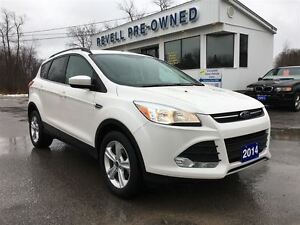 2014 Ford Escape SE *Only 34K 1-Owner Nav Power Liftgate