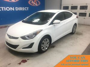 2016 Hyundai Elantra GL AUTO! HEATED SEATS! FINANCE NOW!