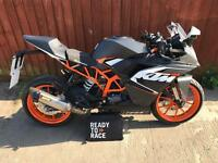 Ktm rc125 powerparts