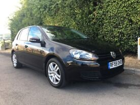 STUNNING 2010 VOLKSWAGEN GOLF 1.4 TSI 5 DOOR. FULL VW SERVICE HISTORY! TOTALLY FAULTLESS THROUGHOUT!