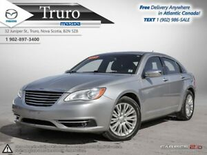 2013 Chrysler 200 LIMITED! LEATHER! AUTO! FRESH MVI! LIMITED! LE