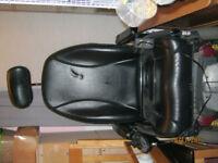 Quantum 600 Powered Wheelchair