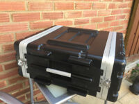 I am selling an ABS Flight case, a Numark dual CD player and a W-Audio EPX 800 power amp