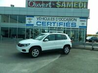 2015 Volkswagen Tiguan 4 Motion + 2.0 l TURBO + 4X4
