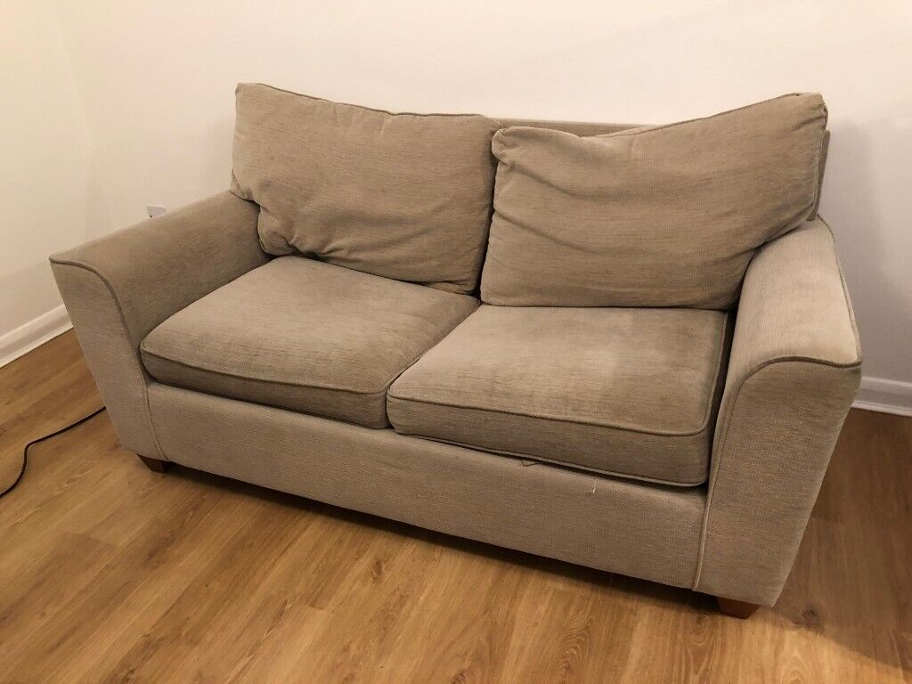 Miraculous Double Sofa Bed That Converts Into Full Size Double Bed In Hampton London Gumtree Home Interior And Landscaping Ologienasavecom