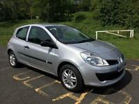 2007 RENAULT CLIO EXTREME 3 DOOR LADY OWNER