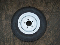 1x Landrover Defender Wheel and Tyre