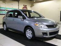 2012 Nissan Versa HATCHBACK 1.8S AUTO A/C